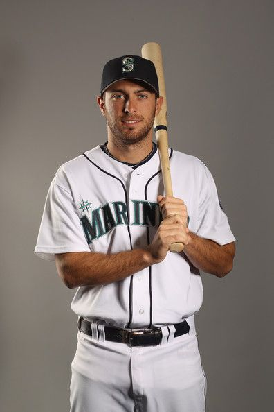 Not The Baseball Pitcher: Dustin Ackley In Seattle Mariners Photo Day
