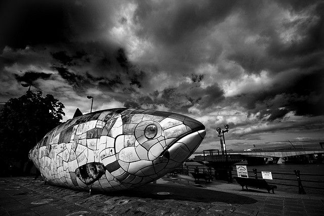 Big Fish Belfast, Northern Ireland