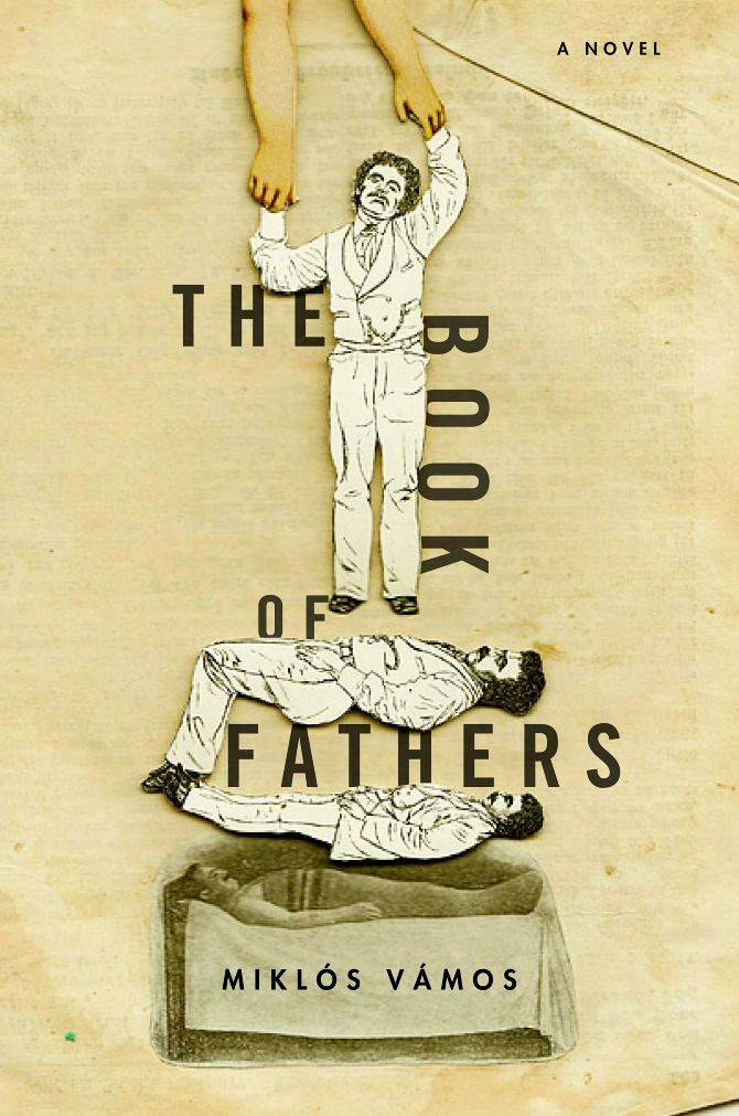 Book of Fathers - cover design by John Gall