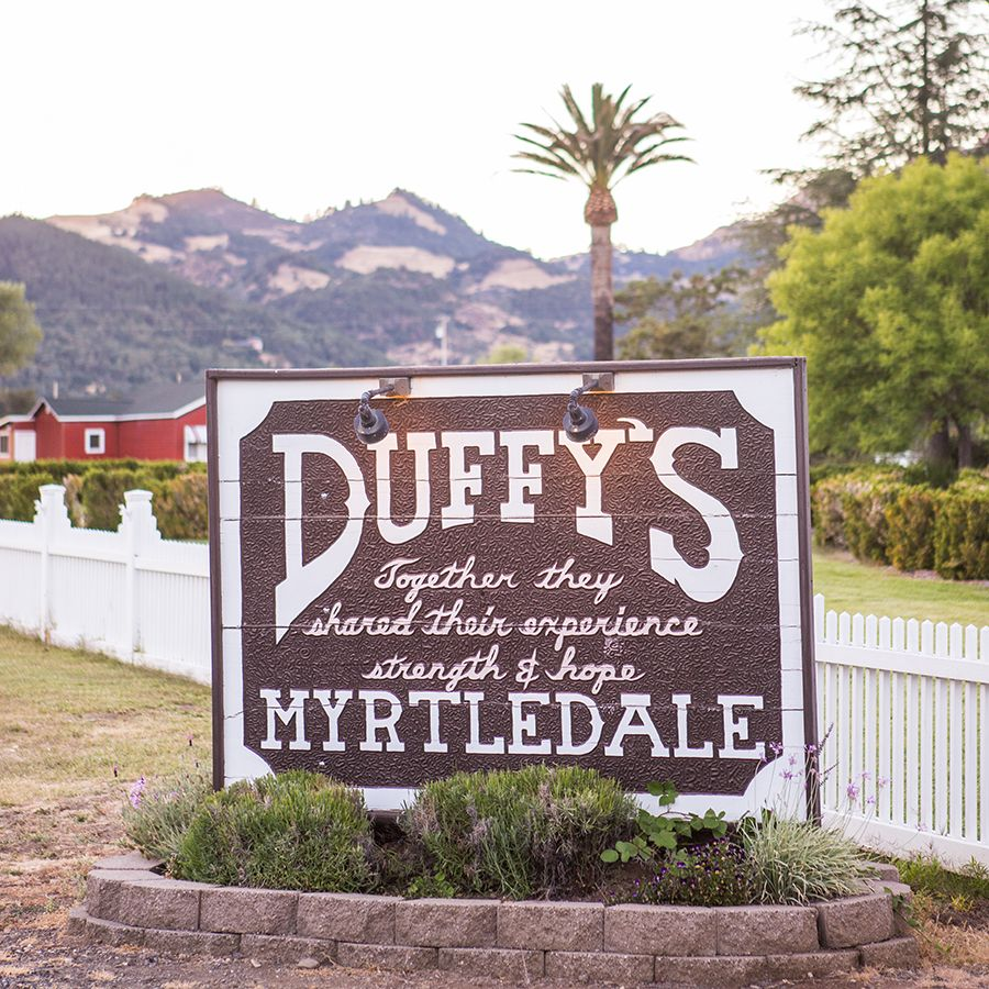 Welcome to Duffy's Napa Valley!