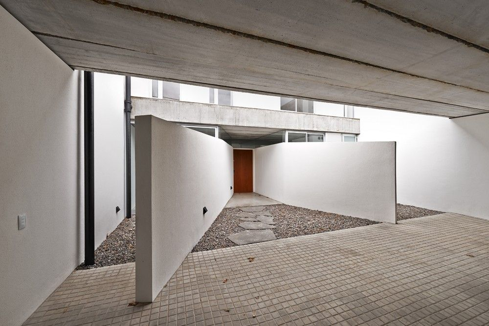 T G House Nicolas Campodonico House Architecture House Innovative Architecture