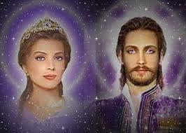 Lady Portia and Saint Germain | Spirituell, Heilen, Engel