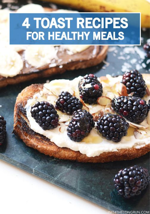 4 Creative Toasts For Healthy Lazy Meals Dinner Ideas Meals And