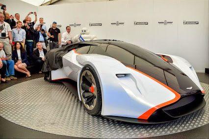 New concept Aston Martin