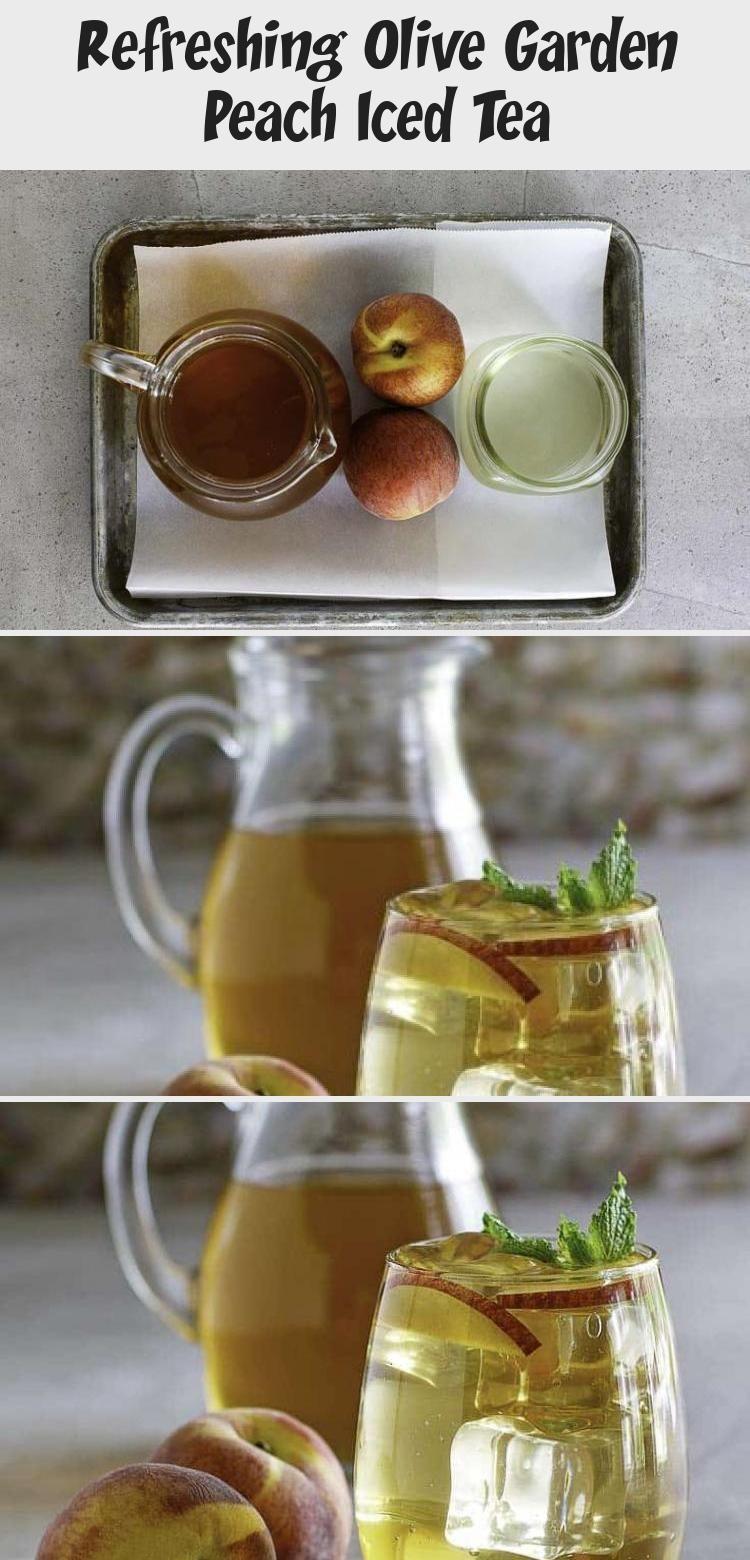 En blog en blog in 2020 peach ice tea iced tea