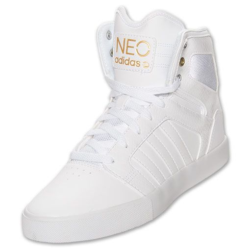 Men's adidas BBNeo Hi-Top Athletic Casual Shoes | Casual shoes ...