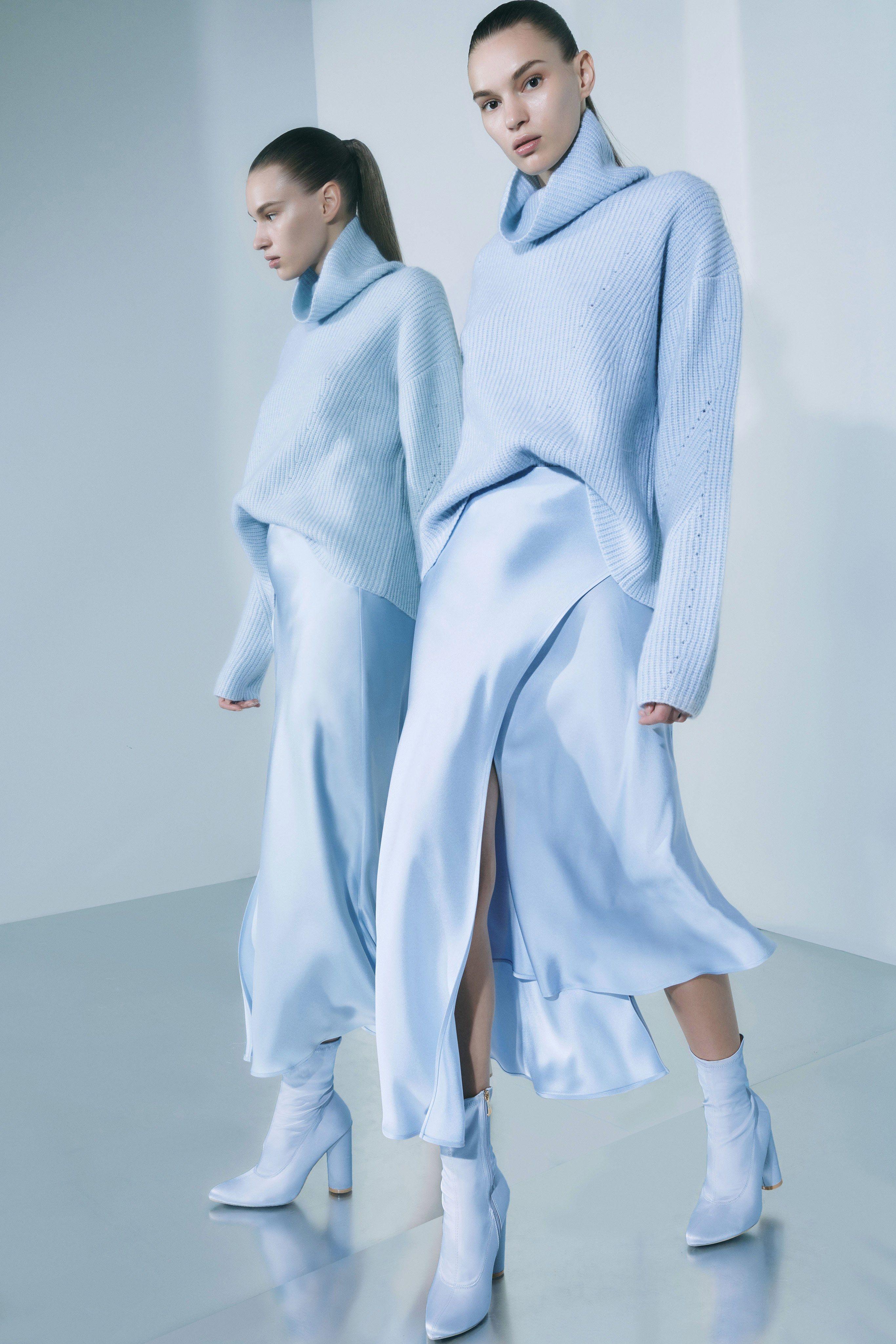 Sally LaPointe Resort 2020 Fashion Show
