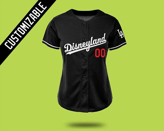 Los Angeles Dodgers Jersey   Disneyland Jersey   Dodger Jersey   Disney  Baseball Jersey   Baseball Jersey   Premium Womens Jersey 0e211191da4