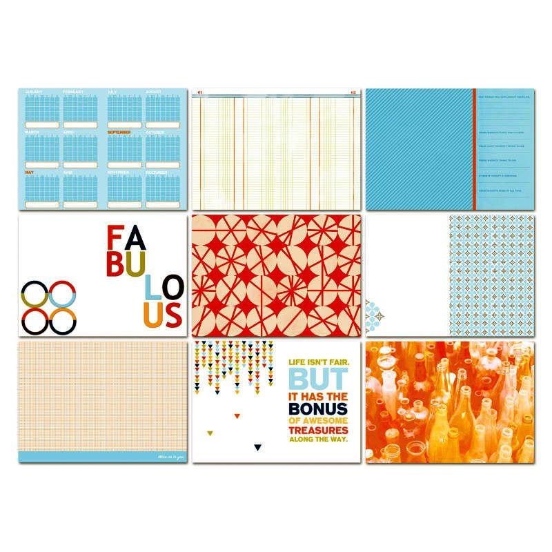 K and Company - SMASH Collection - Journal Book - Pretty ... |Smash Folio Journal Kit