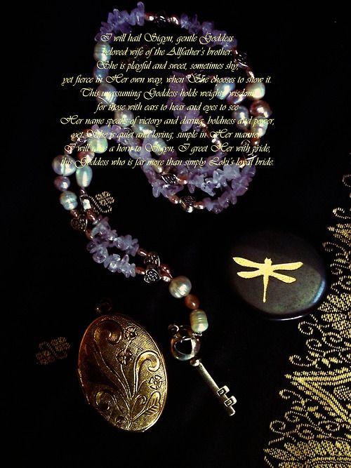 Prayer to Sigyn