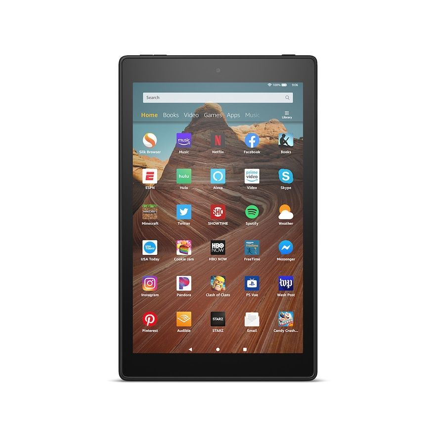 Amazon All New Fire Hd 10 32gb Tablet Black Fire Hd 10 Tablet Kindle Fire