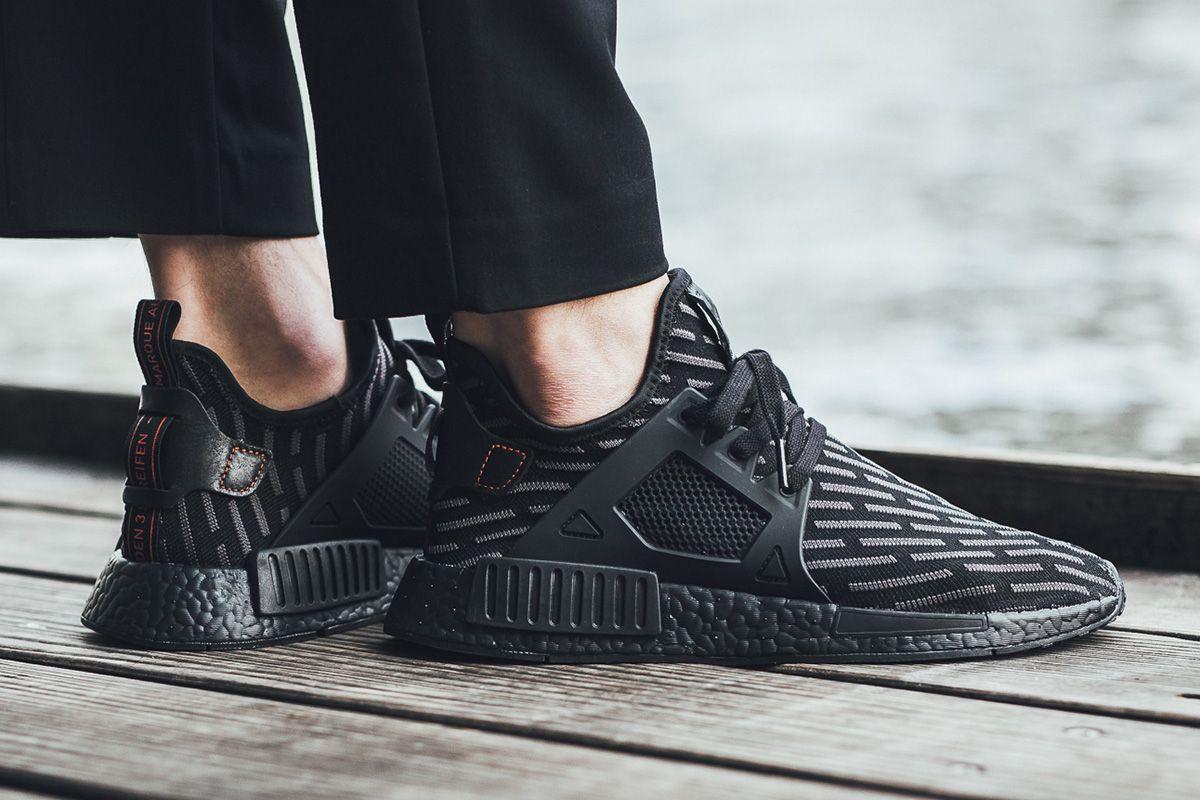 adidas NMD_XR1 Primeknit Gets Yeezy 'Black Pirate' Treatment - EU Kicks:  Sneaker Magazine
