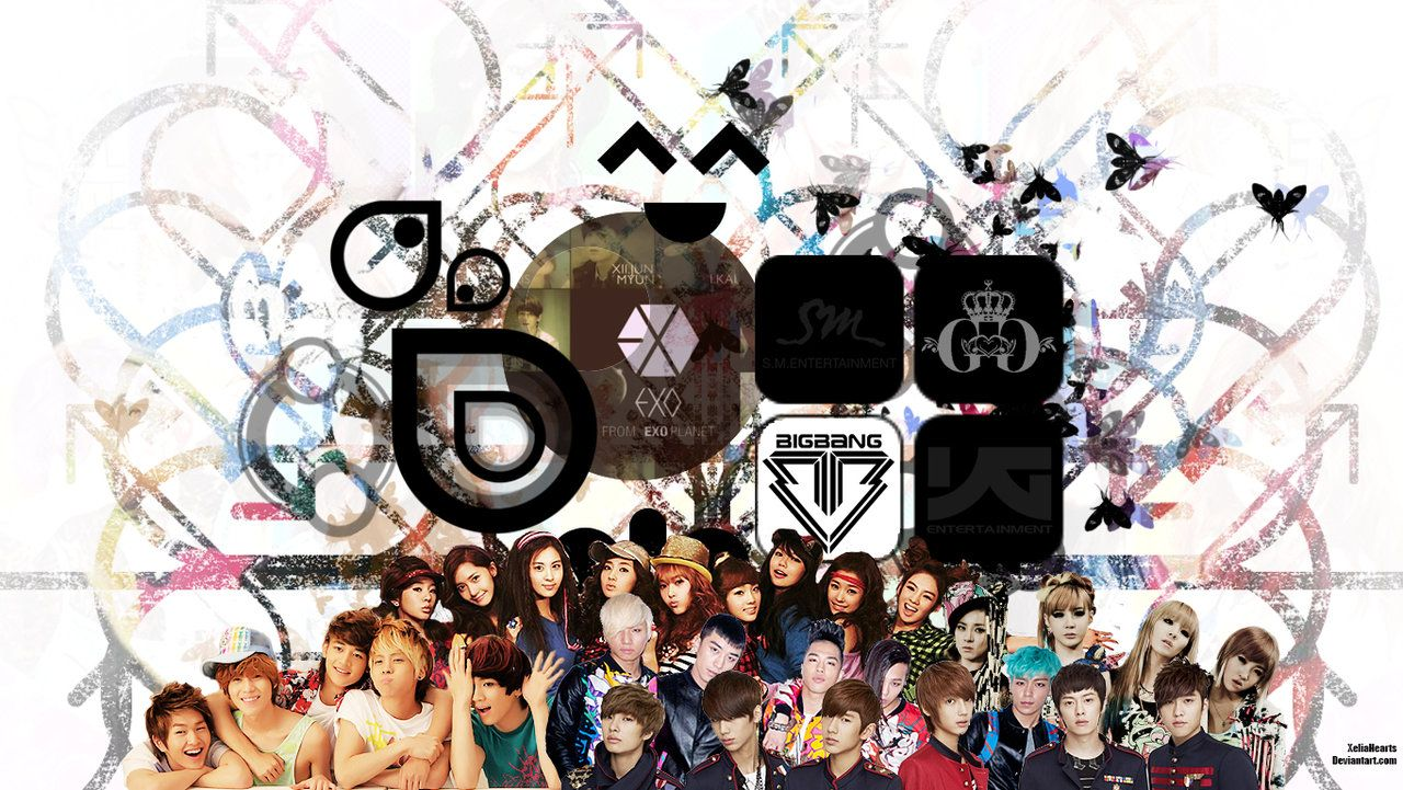 Kpop Phone Wallpapers Tumblr 1280x721 Wallpaper 33