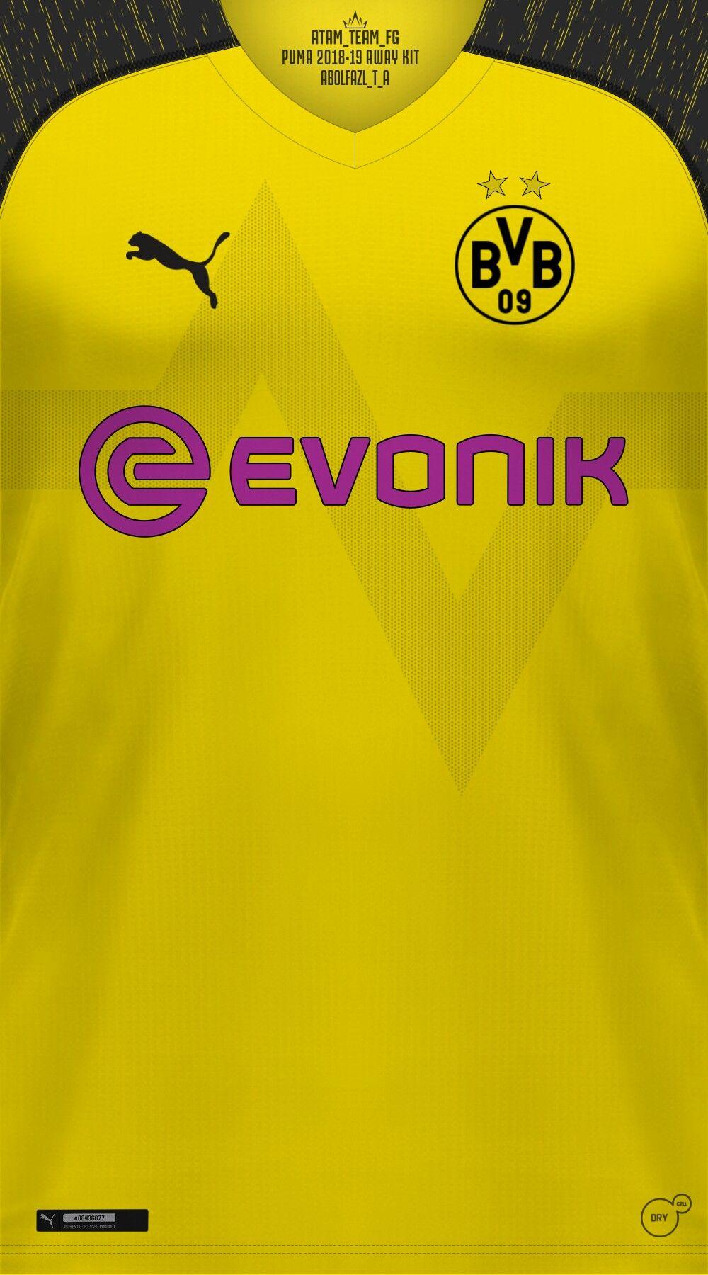 Pin De 拓郎 原田 Em Soccer Kits Camisa De Futebol Camisas De Futebol Borussia Dortmund