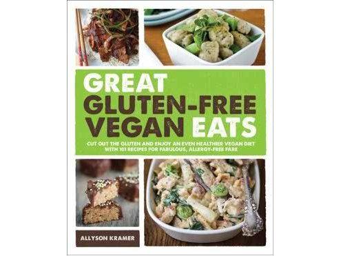 Great Gluten-Free Vegan Eats by @Allyson Kramer / Manifest Vegan