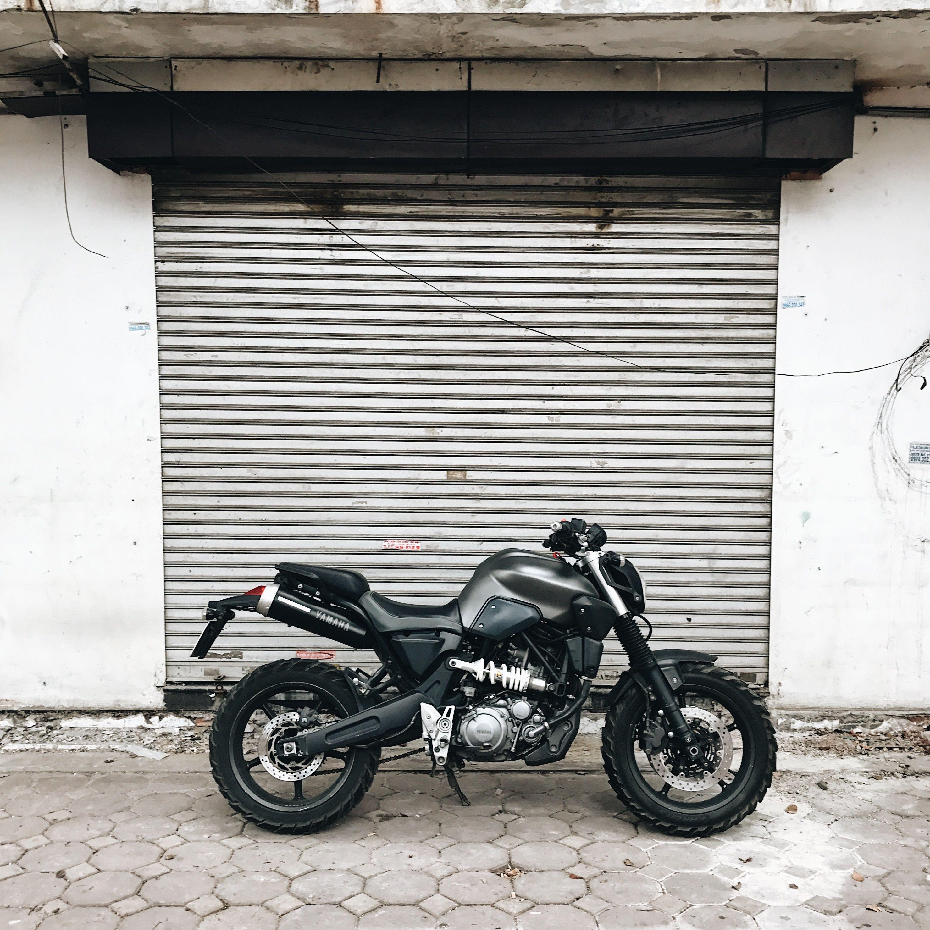 Mt03 660cc Motos Customizadas Motos Auto