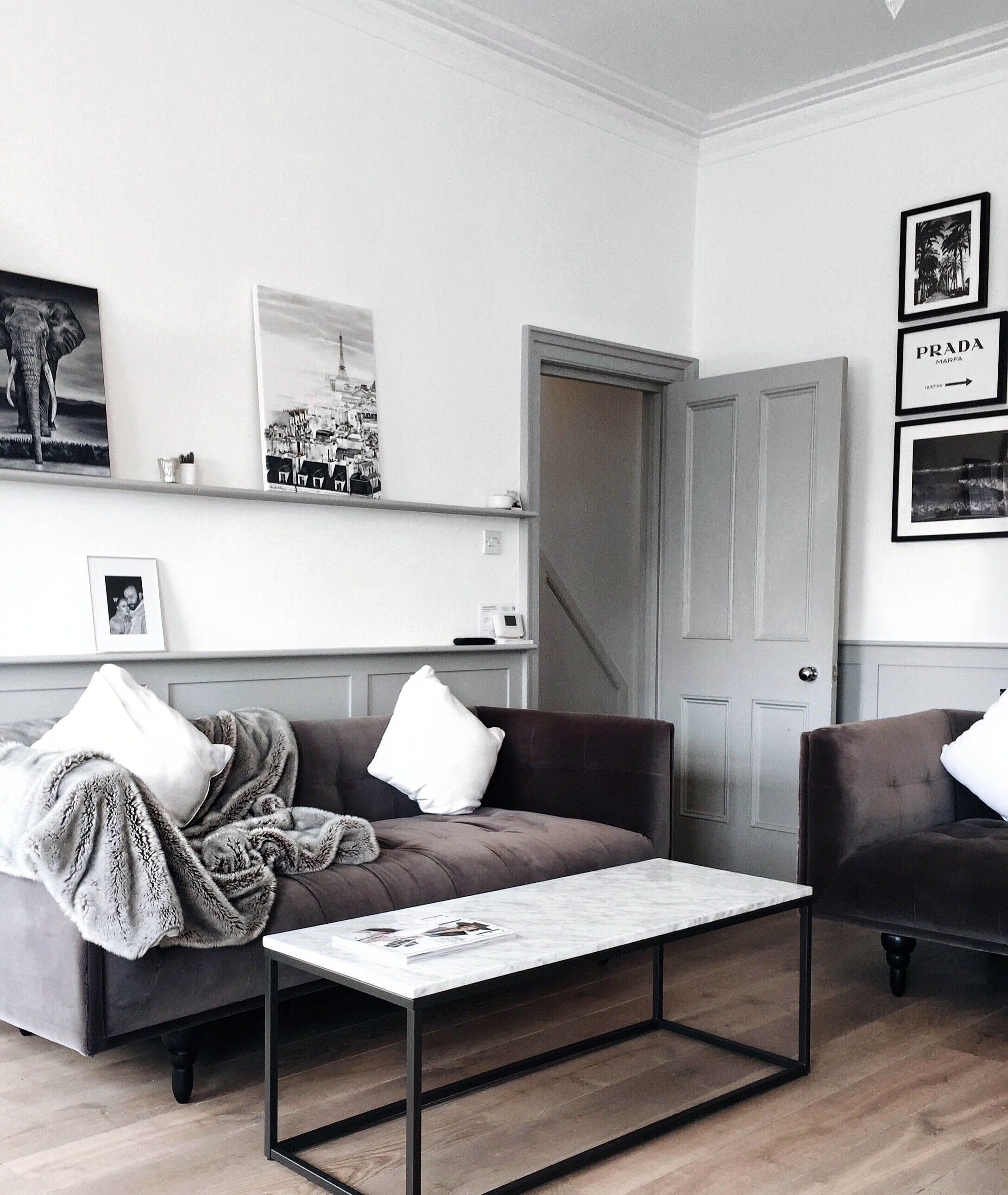 How To Decorate A Minimalist Living Room Pinterest Only In