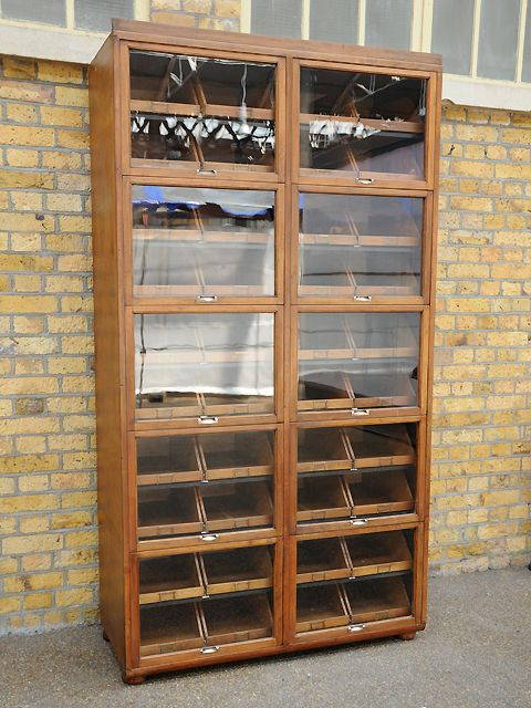 Attirant Mahogany Fronted Haberdashery Cabinet. Great Quality And Compact Size.  Removed From A Gentlemanu0027s Outfitters In Covent Garden. Origin: Covent  Garden, ...