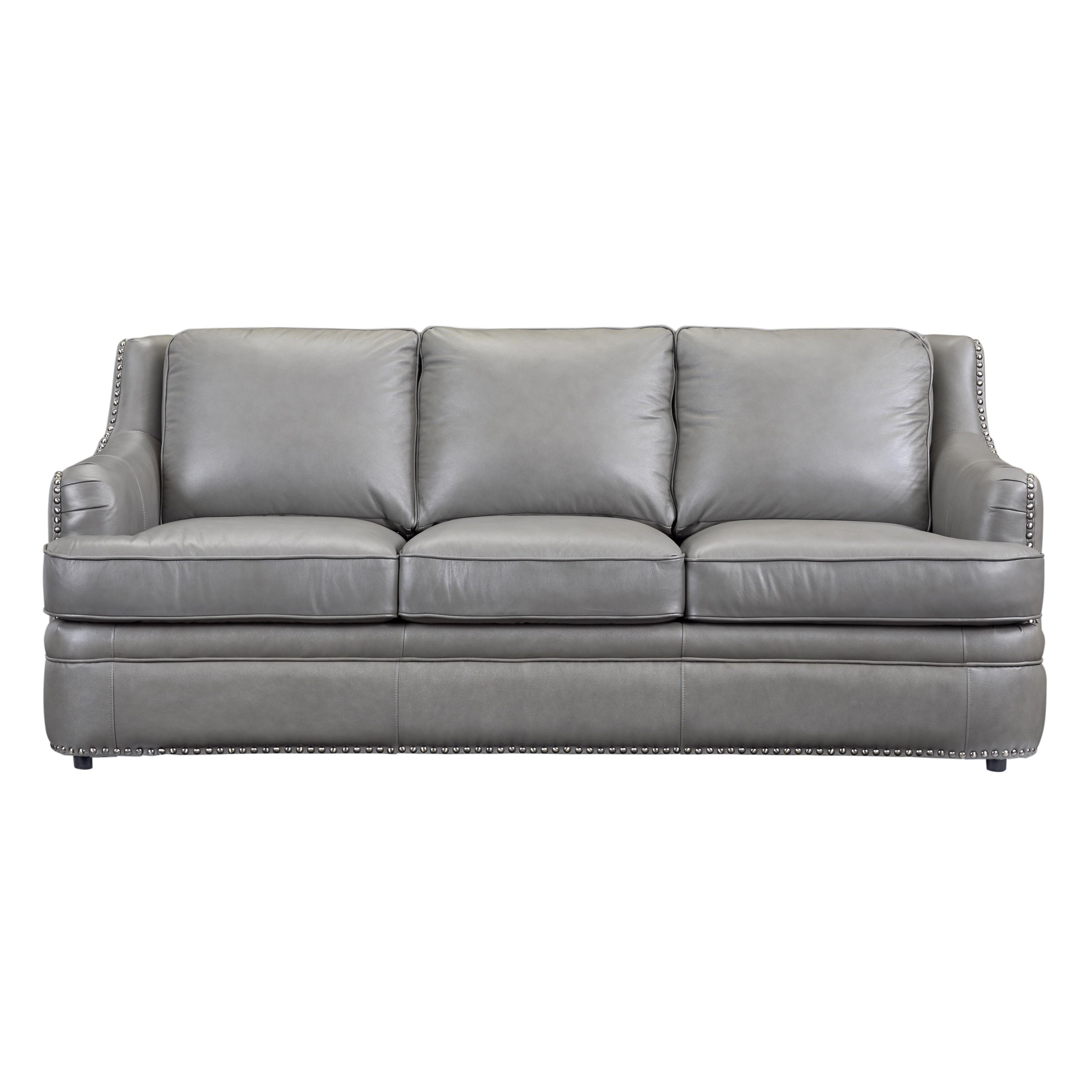 Paris Sofa Furniture Grey Leather Sofa Grey Leather