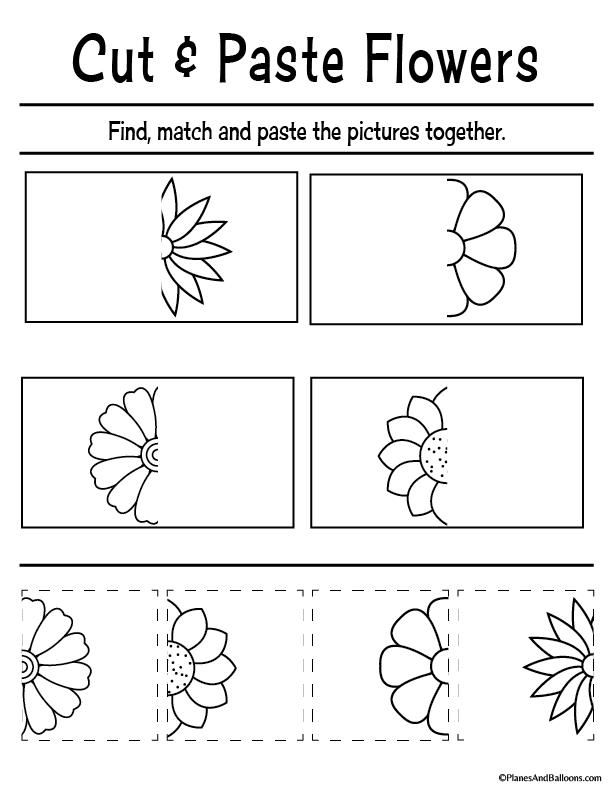 Pin On Preschool Skills Activities