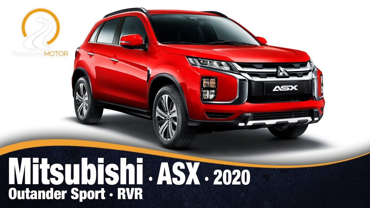 Mitsubishi ASX / Outlander Sport / RVR 2020 Mitsubishi