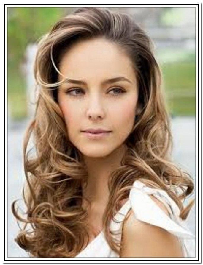 Chocolate Hair Color With Blonde Highlights Hair Color Ideas