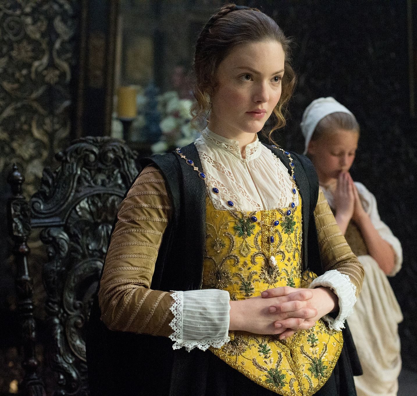 Tulip Fever | Holliday Grainger | Maria (With images) | 17th ...
