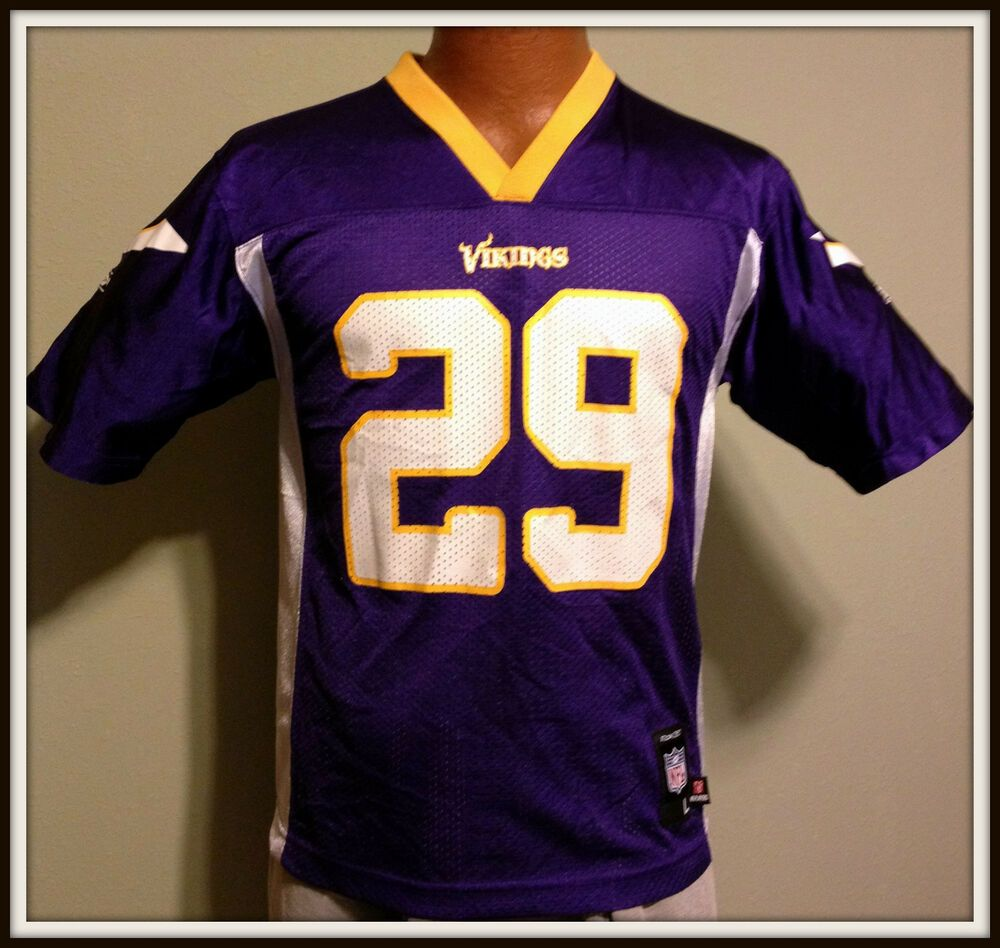 Details About Vintage Minnesota Vikings Chester Taylor Reebok Replica Jersey Youth Large In 2020 With Images Minnesota Vikings Football Viking Shirt Minnesota Vikings