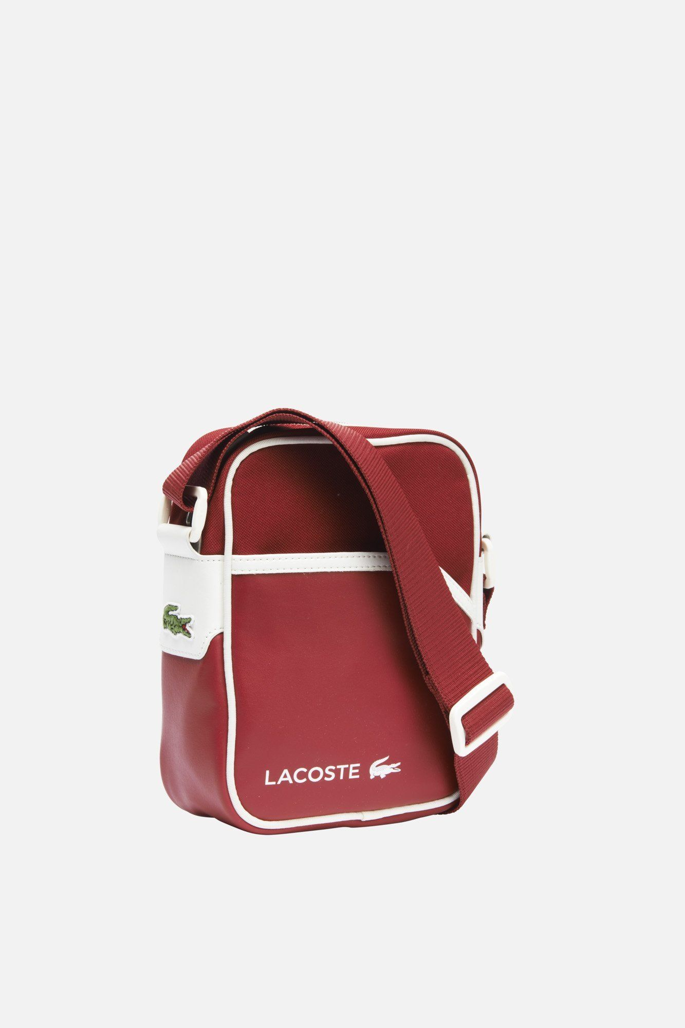 d4cb707d6 Lacoste Small Vertical Camera Bag   Bags   Wallets