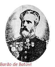 Batovy. Barão de ; Manuel de Almeida Gama Lobo d′Eça