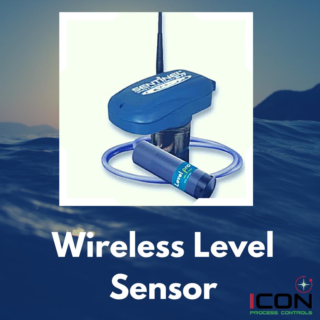 Sentinel247 Series Cellular network, Level sensor