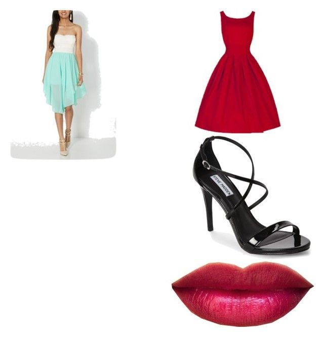 """""""Summer time """" by madisonr215 on Polyvore featuring Steve Madden"""