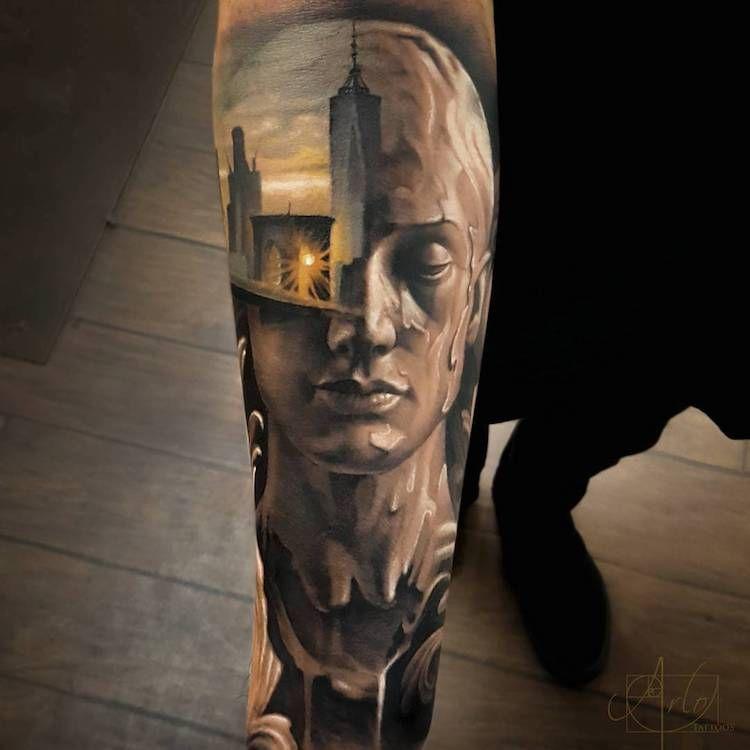 best realism tattoo artist in colorado