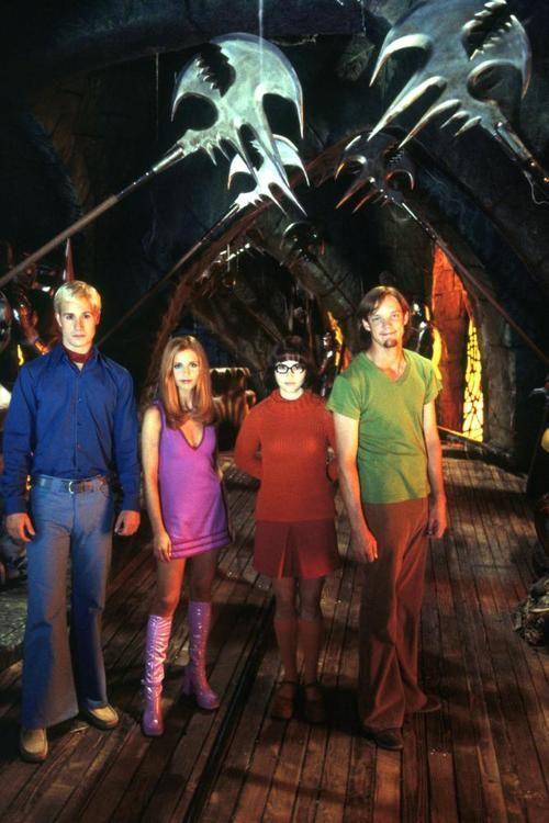 Scooby doo scooby doo pinterest id es de - Personnage scooby doo ...