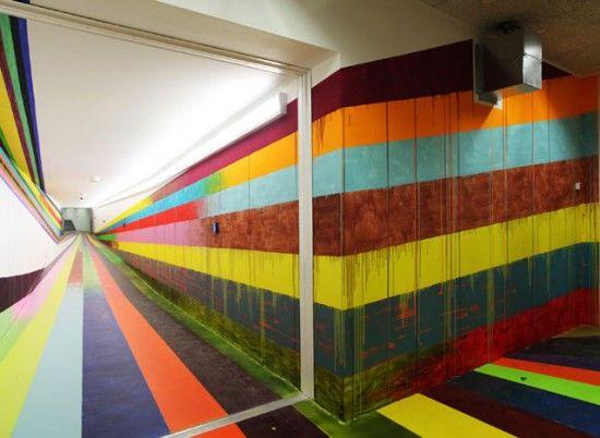 Installation by Markus Linnenbrink