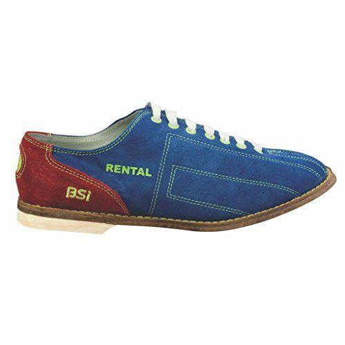 BSI Womens Hook /& Loop Rental Shoes
