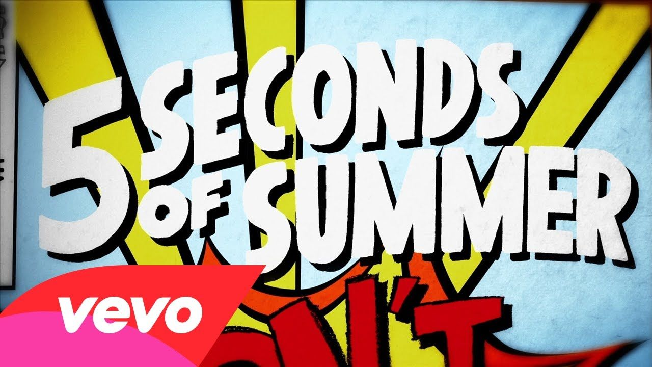 5 Seconds Of Summer Don T Stop Lyric Video 5