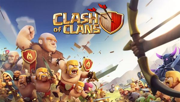 Download Game Android Clash of Clans v9 256 19 APK (Mirror