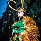 [Self] Lady Loki (Latverian Prometheus)