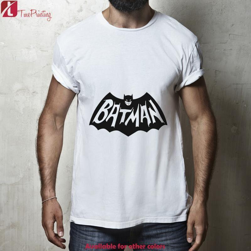 Batman logo, Superman Logo, batman shirt, superman shirt for Men T-Shirt f30f89ced42b