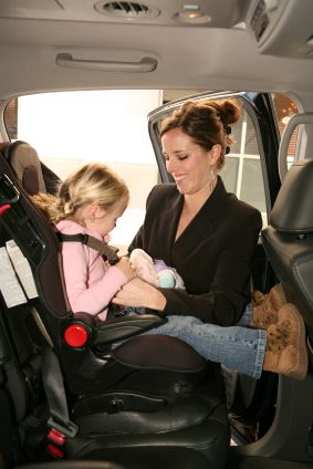 Keep Your Kiddos Safe With These Tips On Carseat Safety And
