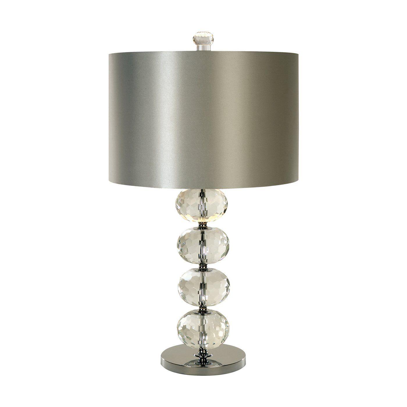 Trend Lighting Tt5884 Vision Crystal Table Lamp Lighting