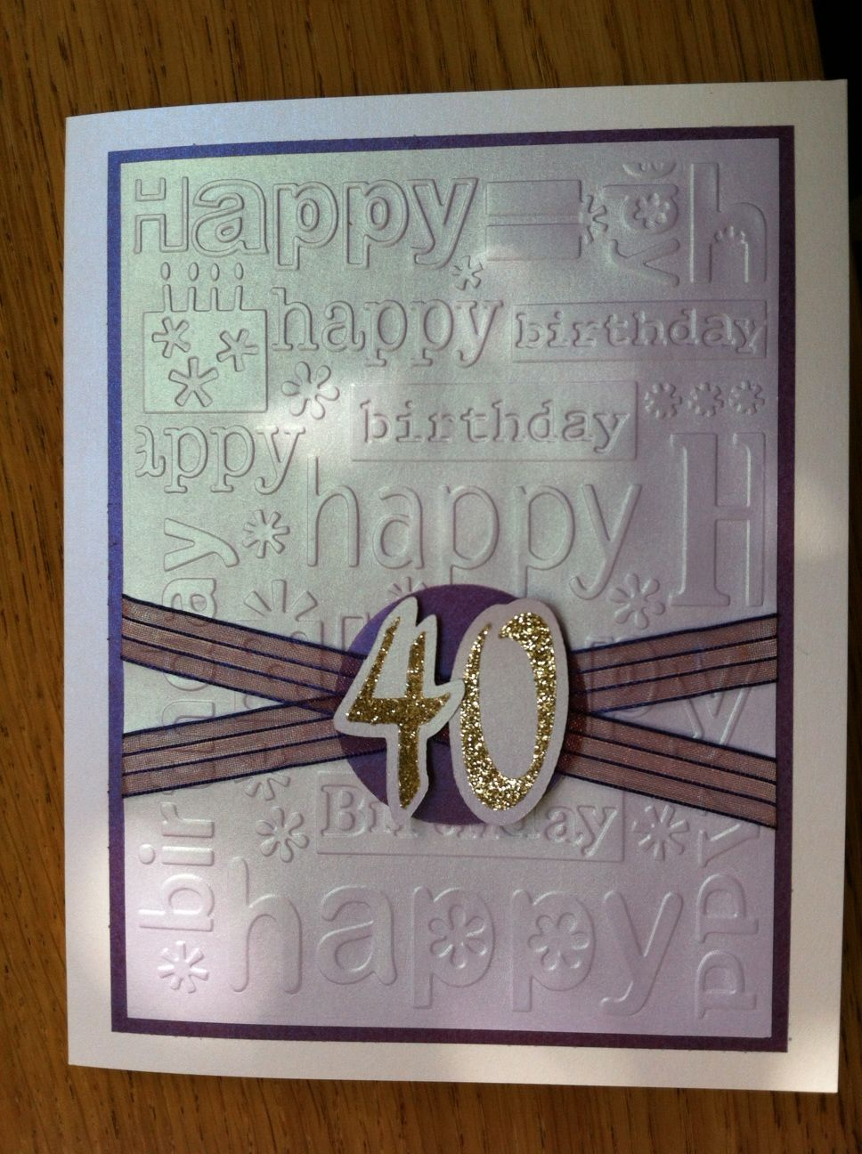 Emboss folder from cuttlebug embossed cards cards