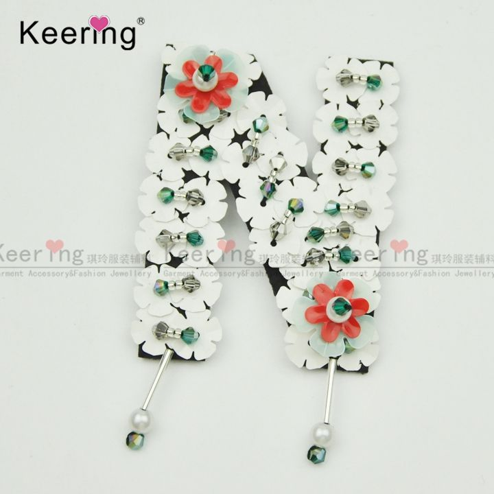 www.keering.com cutom patch Letter Beads 0a0ac3576ea8