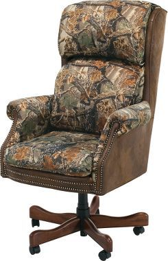Cabela's Log Cabin Furniture : cabela's, cabin, furniture, Cabela's, Seclusion, Office, Chair, Furniture,, Goods, Furnishings,, Cabin, Furniture