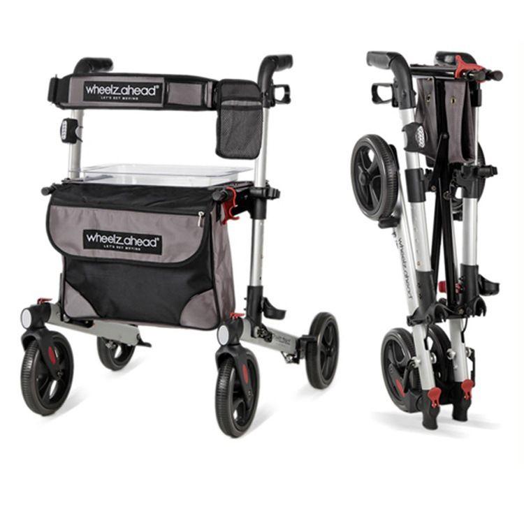 Wheelzahead track 3.0 rollator | Healing | Track, Baby ...
