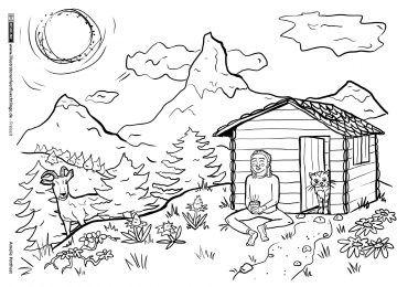 Natur | Illustratoren für Flüchtlinge