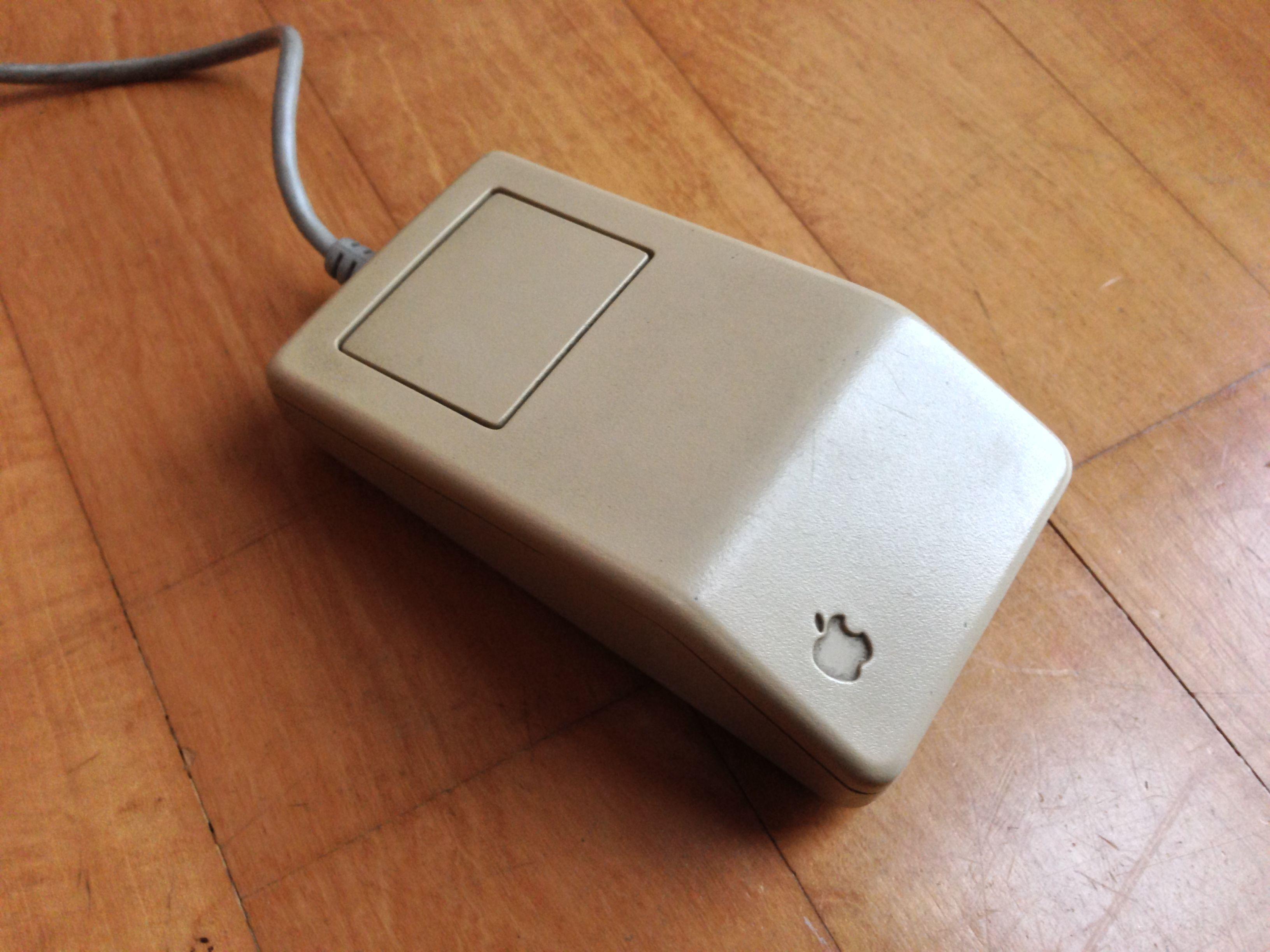 Apple Desktop Bus Mouse Apple Desktop Apple Computer Apple Mac