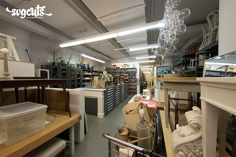organized prop house | Props for photos and videos, organized beautifully and ready for ...