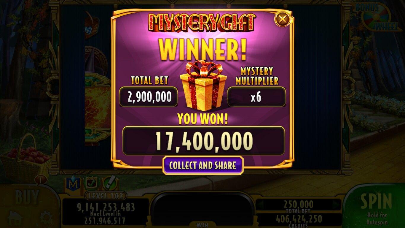 Wizard Of Oz Casino Slot Machine
